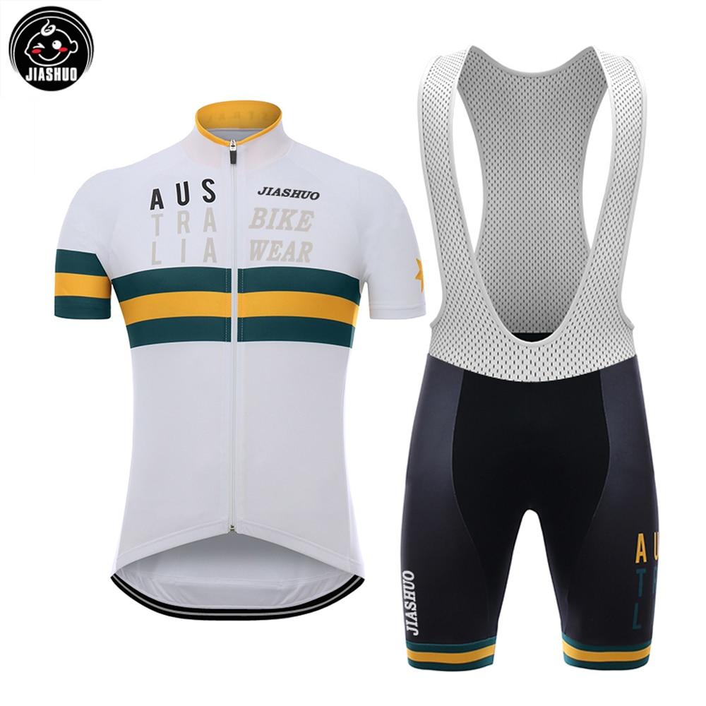 2017 DENMARK RED Retro Cycling Jersey Bib Set Shorts Bike Ropa Ciclismo MTB Mail