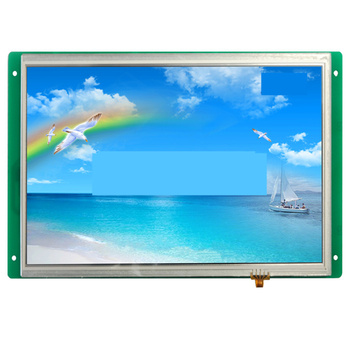 DMT10600T102_02W Devon 10.2-inch DGUS serial screen high-definition touch screen industrial LCD configuration