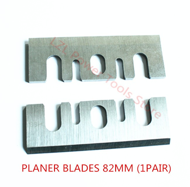 5pairs 82mm Planer Blades to suit Hitachi F20 FU20 P20V PS20A