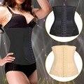 Женщины талия тренер длинный торс 7 сталь boned пояс для похудения талии cincher тренировки живот сжигатель жира пояса fajas fajas reductoras
