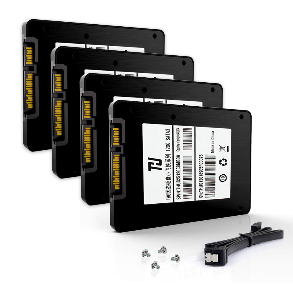THU 7mm SSD DISK 120GB 240GB 480GB 1TB SSD SATA3 2.5