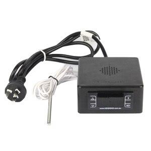 Image 2 - MKII   Temperatur Controller (Wärme & Cool) [NEUE 4mm Sonde für Destillation]