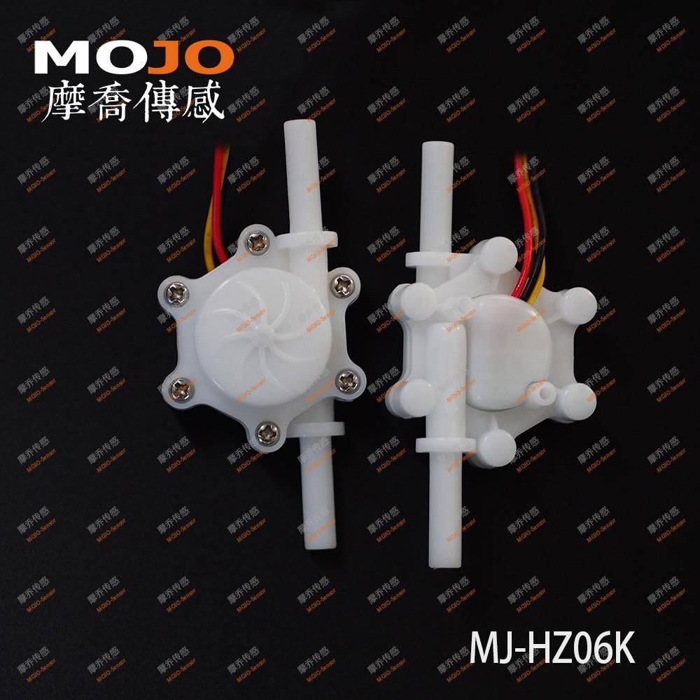 Medical Apparatus And Instruments Hall Flow Sensor MJ-HZ06K POM Material Water Flow Meter  (5 pcs/lot)