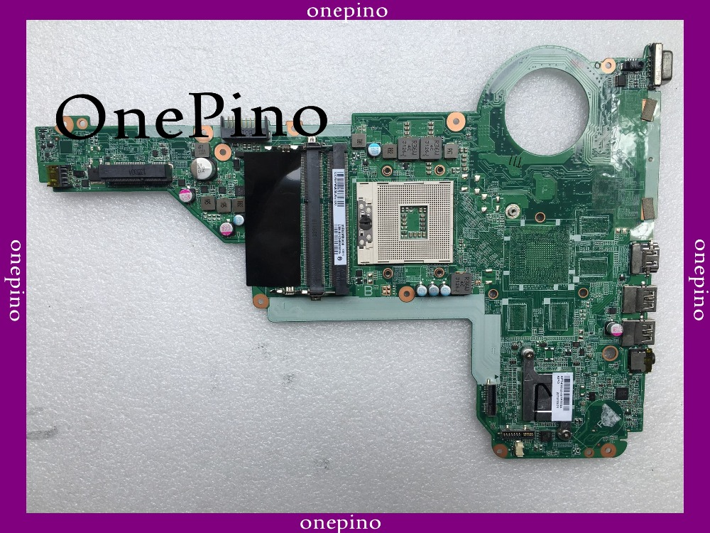 713257-001 DA0R62MB6E1 подходит для HP 14 15 17 Материнская плата ноутбука 713257-501 полностью протестирована