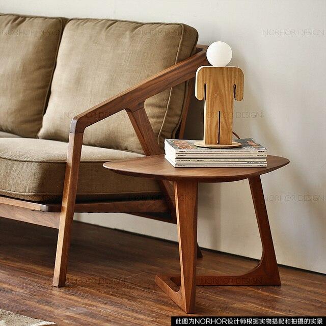 Delicieux Nordic Expression / Classics / North American Black Walnut Furniture /  Hanta Sen Wood Nightstand Coffee