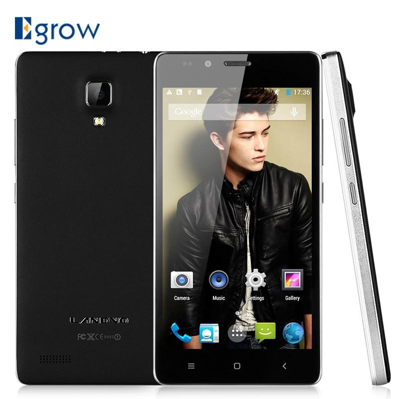 Цена за Оригинал Landvo L500S MT6592 Окта основные Android 4.4.2 Мобильный Телефон 5.0 Дюймов Сотовые Телефоны 1 ГБ RAM 8 ГБ ROM 3 Г WCDMA смартфон