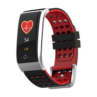 Smart Bracelet E08 Fitness Bracelet Heart Rate Monitor Blood Pressure Watch ECG+PPG Smart Wristband Watch Smart for IOS Android