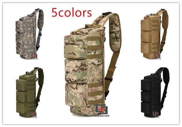 High Quality Multicam Hiking Camping Bag Army Military Tactical Trekking Rucksack Backpack Wargame Waterproof Airborne Rucksack