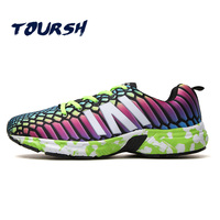 TOURSH Mens Running Shoes For Men Sneakers 2017 Mens Shoes Sales Sneakers Online Zapatos De Los