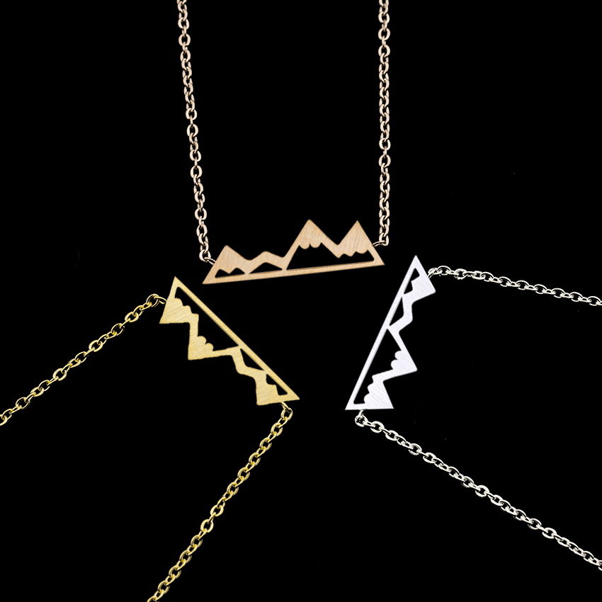 Online Shop for Popular steel mountain from Collares pendientes