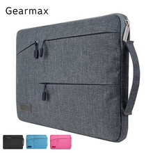 2017 Brand Gearmax Bag For Laptop 13″,15.6 inch, Handbag Case For Macbook Notebook Air,Pro 13.3″,Free Shipping