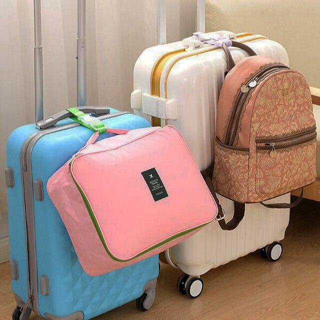 Adjustable Nylon Luggage Straps