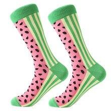 MYORED 12 זוגות\חבילה אופנה mens סט גרבי מצחיק סגנון לנשימה מזדמן עסקי גרב איש מסיבת חתונה חג המולד מתנת גרביים