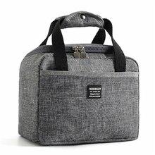 Oeak водонепроницаемые Изолированные сумки для обедов, необходимые сумки для пикника, унисекс, термальные принадлежности для еды