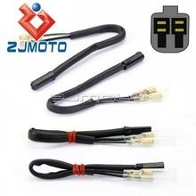 Поворотники Индикатор адаптеры провода разъем для Suzuki GSX R600 R750 R1000 TL1000 SV650 бульвар SV650 SV1000 GSF600 GSF1200