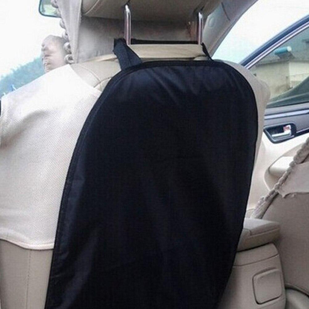 1 Pcs Auto Sitz Zurück Abdeckung Schutz Kick Sauber Matte Pad Anti Trat Schmutzig Für Kid