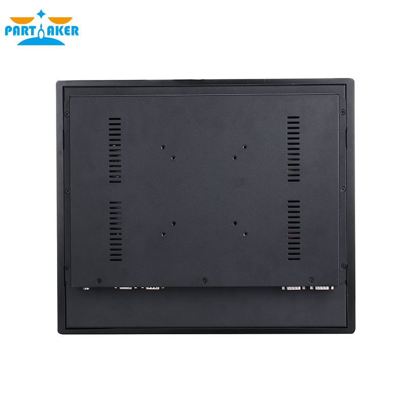 Купить с кэшбэком 15 Inch LED IP65 Industrial Touch Panel PC All in One Computer with 10 Points Capacitive Intel Celeron J1900 Partaker Z11