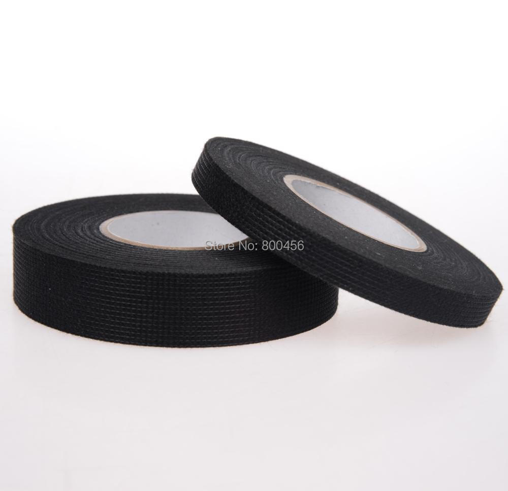 Cable Looms Wiring Harness Black Tape Insulation Cloth Fabric Wrapped 023mm25mm15m In From Home Improvement On Alibaba Group