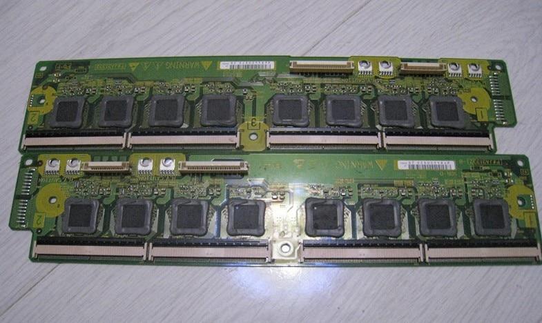 ФОТО JA31332-A JA31332-B JP65951 JP65961 Plasma TV buffer board A Pair