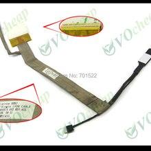 Genuine New Vedio Flex LCD cable for HP Compaq Presario CQ60 CQ60-100 CQ60-200 CQ60-300 Series 16