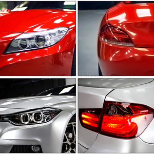 Image 5 - 10/20/30/40/50x200cm High Strength Anti Scratch Protection Film Rhino Skin Film Vinyl Clear Transparence Car Styling Accessories
