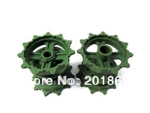 Heng Long 3899/99A-1 Chinese ZTZ99/99A tank plastic sprockets/driving wheels of 1:16 rc tank, Henglong tank plastic parts spare