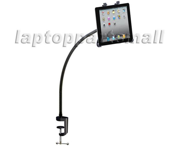 """Lleno de rotación Fuerte cuadro económico y escritorio de cuello de cisne flexible Kits de montaje para 7 """"-10"""" LCD portátil/GPS/DVD/ebook/Tablet"""