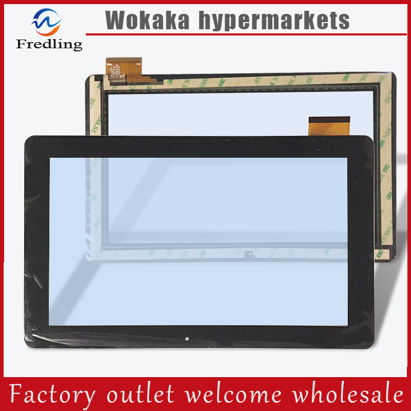 New 10.1 inch Tablet PC touch screen panel Digitizer Sensor replacement for iGet SMART S100 Tablet Free Shipping original new 8 inch ntp080cm112104 capacitive touch screen digitizer panel for tablet pc touch screen panels free shipping
