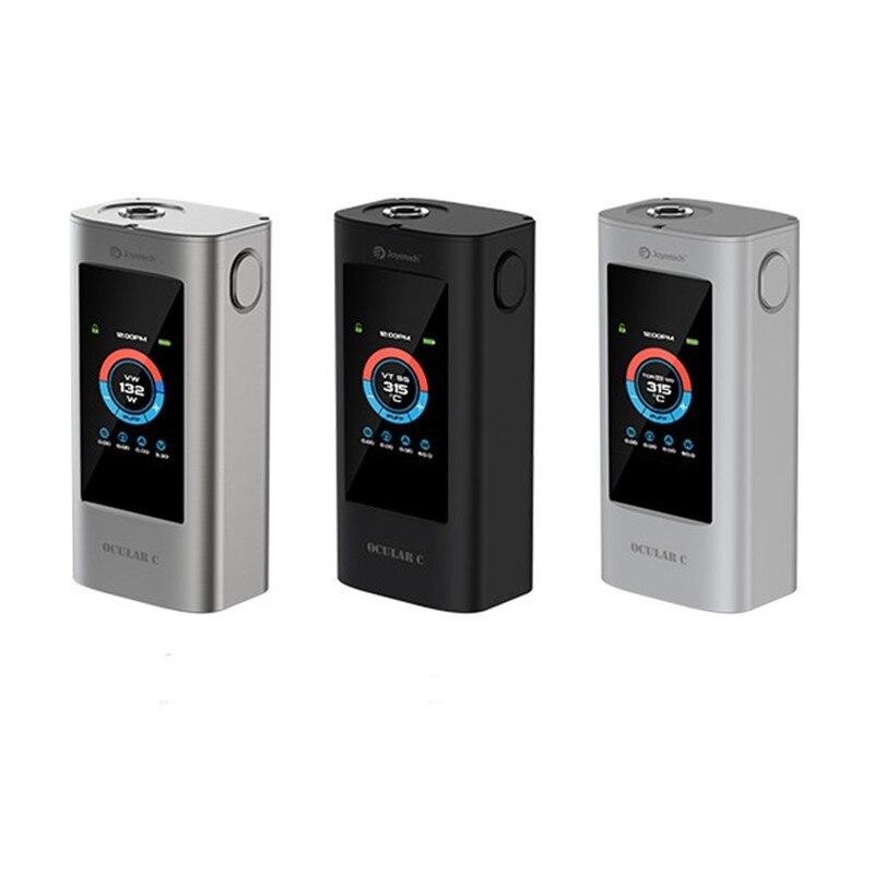 bilder für Original Joyetech Augen C Mod Touchscreen 150 Watt TC Box Mod Dual 18650 Batterien Bluetooth Augen Elektronische Zigarette 150 Watt Mod