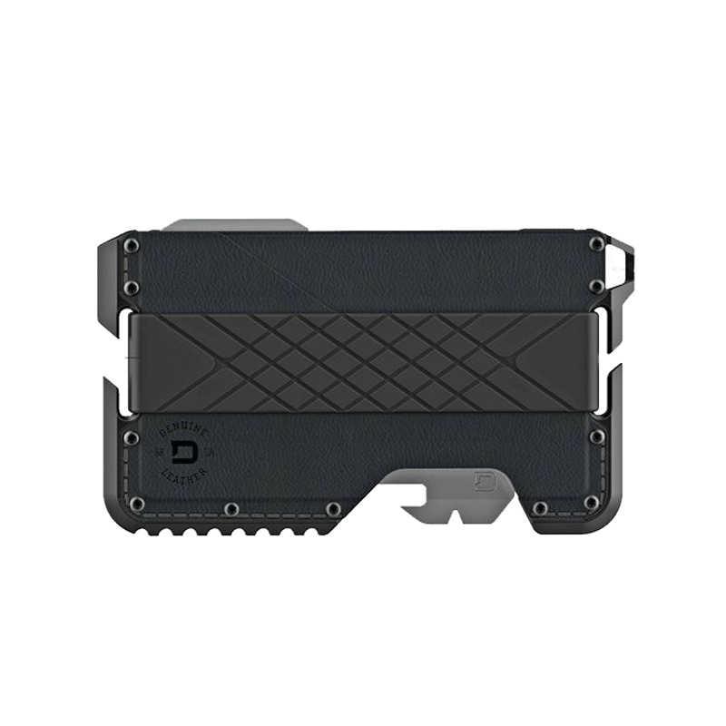EDC Открытый карманный инструмент металлический зажим кошелек Тактический Многофункциональный карточный пакет военный вентиляторное оборудование снаряжение для кемпинга