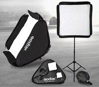 GodoxแฟลชSoftboxชุด80