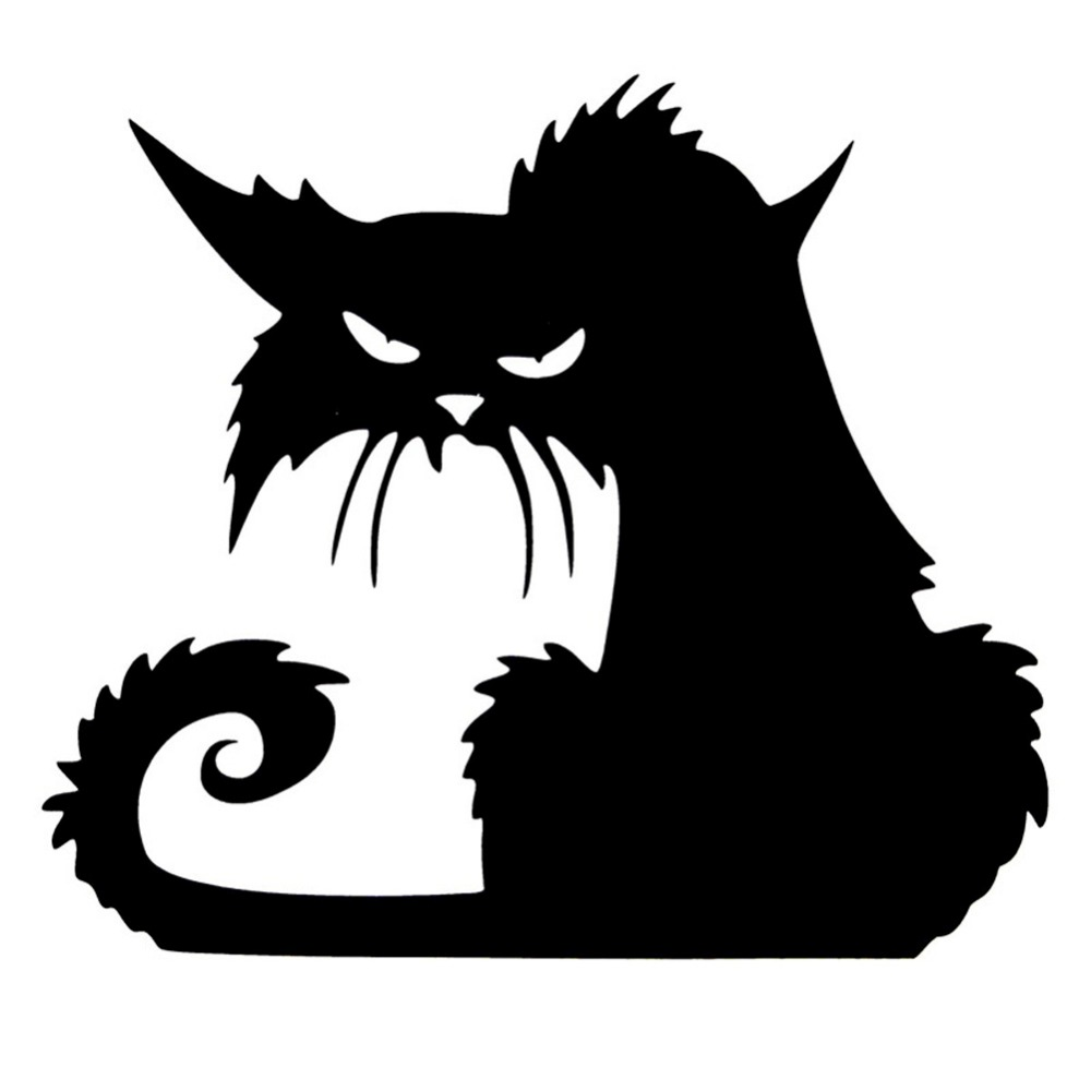 Compra Gatos Negros De Halloween Online Al Por Mayor De