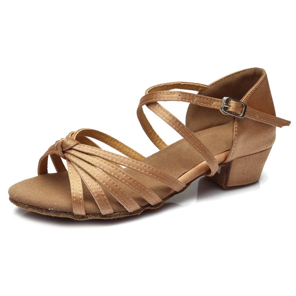 Hot selling Latin Dance shoes Әйелдер балалар EU24-41 - Кроссовкалар - фото 2