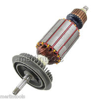 Ac 220 В двигателя ротор арматура части для bosch gws 6-100 угловая шлифовальная машина