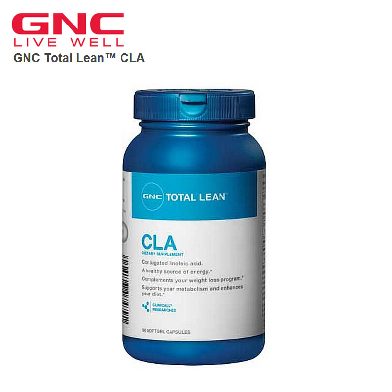Free shipping Total Lean  CLA 90 Softgel Capsules now foods candida support 90 veg capsules free shipping