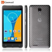 D'origine Gooweel M9 mini + smartphone 4.5 pouces IPS mobile téléphone MT6580 Quad Core Android 5.1 téléphone portable 1 GB + 8 GB 3G GPS 5.0MP + 5.0MP