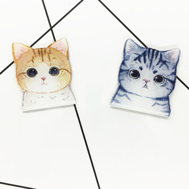 Women Cat Pin New Jewelry Badge Brooches Lovely Girls Jewelry Gift Clothing Ornament Cute Hot Sale DIY Fashion