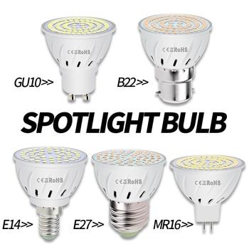12PCS MR16 LED Bulb 220V Corn Bulb E27 Spotlight LED COB GU10 LED Lamp 3W 5W 7W Spot Light E14 Ampoule B22 Light GU5.3 2835SMD e27 led bulb e14 spotlight lamp led corn light gu10 ampoule led 3w 5w 7w mr16 spot light bulb gu5 3 indoor home lighting b22