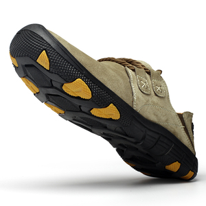 Image 5 - Mynde חדש אמיתי עור נעליים יומיומיות גברים ופרס זמש גברים נעליים לנשימה חיצוני אימון נעלי הליכה Zapatos סניקרס