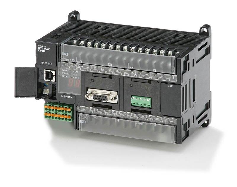 New original OMRON programmable logic controller  CP1H-XA40DR-A