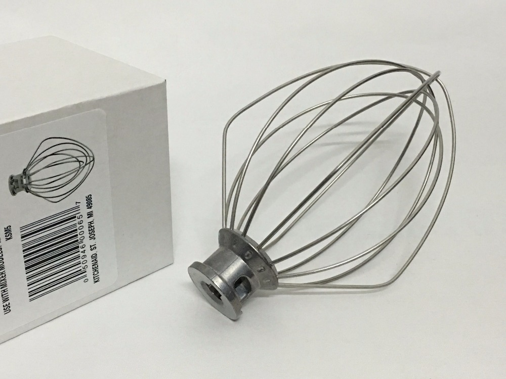 Authentic mixer eggbeater Suitable for kitchenaid KPM5 KG25 KH25 kp50 K5KSM5