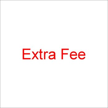 The Additional Pay or Extra Fee for your Order as Discussed