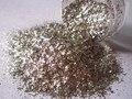 Flocos de prata para Nail Polish Franken de peças