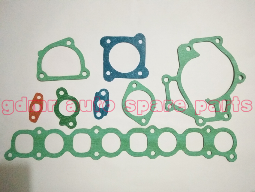 Engine rebuilding kits D4CB overhaul kit gasket kit K0AH1-10-270 for Hyundai H1 H200 Starex Porter also for Kia Sorrento 2.5