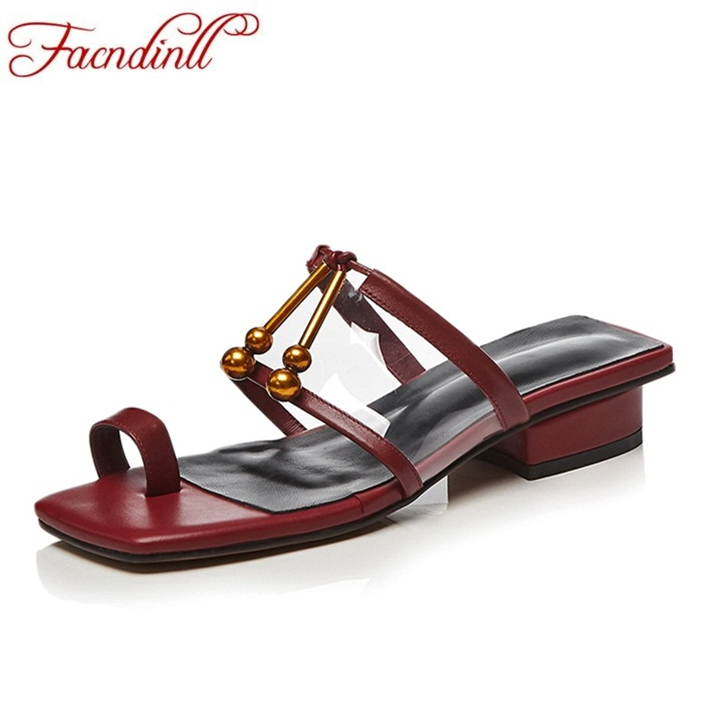 FACNDINLL new high quality women fashion slipper high heels open toe shoes woman sweet dress party shoes ladies casual sandals vankaring new sandals shoes women cruare strange style low heel open toe summer woman black dress party casual sandals slipper
