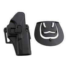 Blackawk CQC GL кобура Тактический Miliatry охотничий пистолет снаряжение аксессуары поясной ремень пистолет кобура для GL 17 19 22 23 31 32