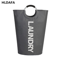 2017 New Home Women Shopping Bags Oxford Large Capacity Waterproof Thickened Storage Bag Multifunctional Collapsible Tote