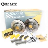 Brake disc for GTM brake capliers for Lexus LS460 front wheel