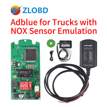 Adblue 8 в 1 эмулятор Adblue 8 в 1 поддержка Euro4 и 5 Лучшее качество Adblue с датчиком NOx 3,0 устройство adblue 9 в 1
