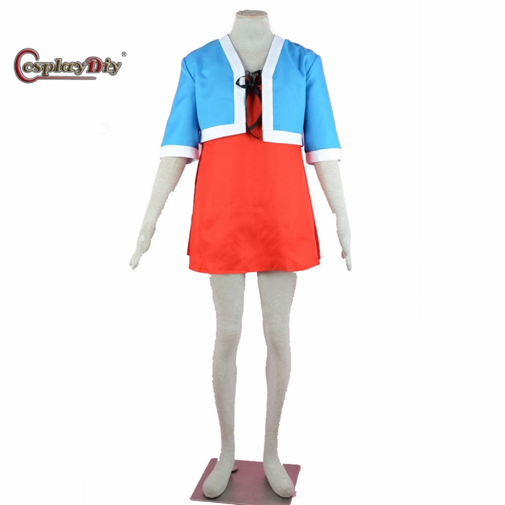 Cosplaydiy Custom Made Game Harvest Moon A Wonderful Life Muffy Adult Women Halloween Carnival Cosplay Costume J5 image